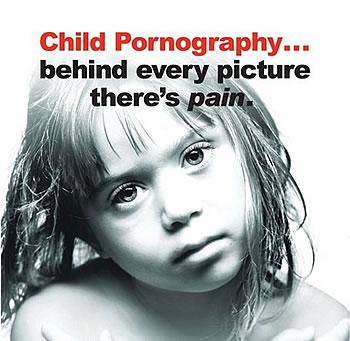 Lucha contra pornografía infantil