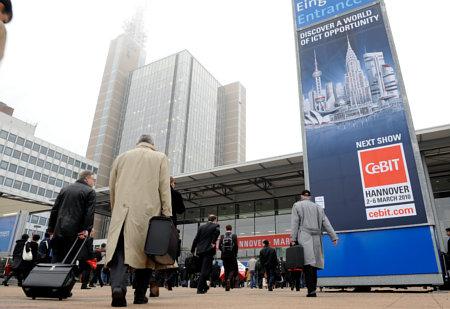 En preparación para CeBIT Hannover 2010