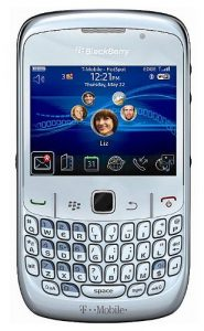 BlackBerry Curve 8520 Blanca de T-Mobile