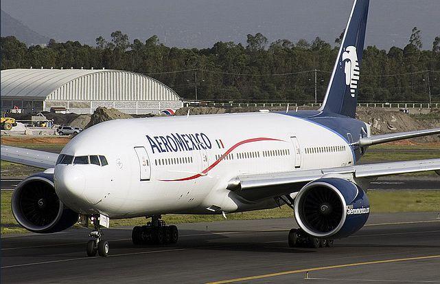Situación de la industria aeronáutica en México – Entrega 1, caso Aeroméxico