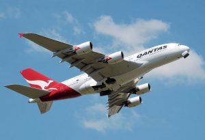 Airbus A380 de Qantas / Foto: Adrian Pingstone