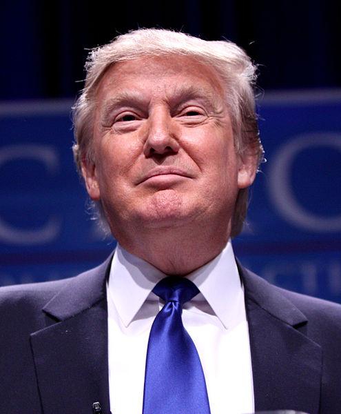 Donald Trump se deslista de la carrera presidencial