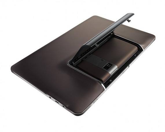 Asus presentó el PadPhone, concepto innovador