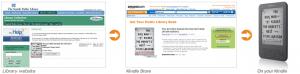 Libros en préstamo para Kindle