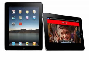 Netflix en tabletas Apple iPad