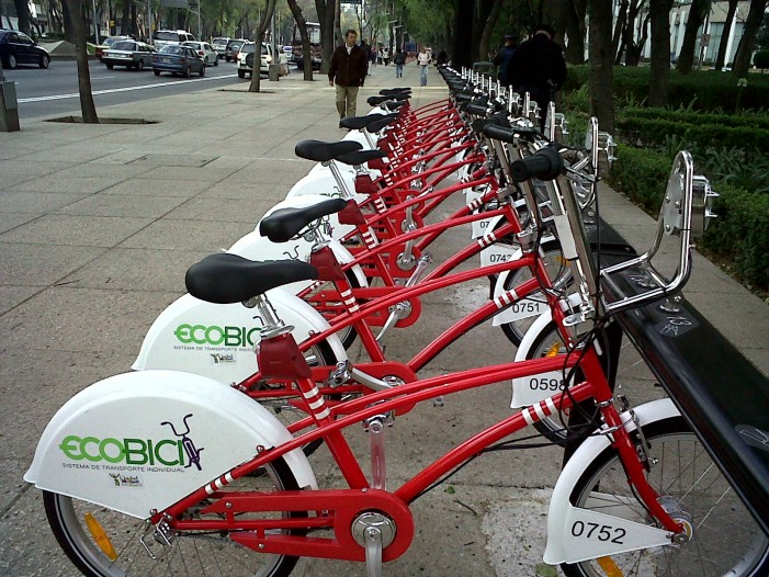 EcoBici sigue creciendo en México – Triplicará su capacidad en 2012