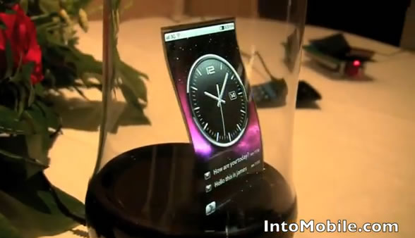 Displays flexibles AMOLED de Samsung – Casi una realidad