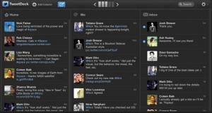 Nuevo TweetDeck