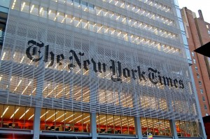 The New York Times / Foto: Haxorjoe
