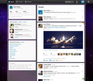 El nuevo Twitter - Fuente: We are Social People
