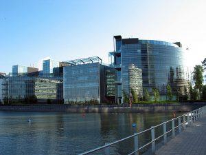 Oficinas centrales de Nokia en Finlandia / Foto: Majestic