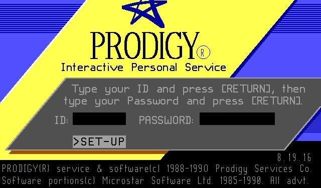 """Cómo se vendía """"Internet"""" en 1995"""