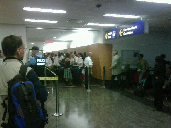 Desvían vuelo 6 de Aeroméxico de CGD a MEX hacia Montreal