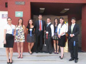 Union and Peace 2010 del JFK School de Querétaro y yo