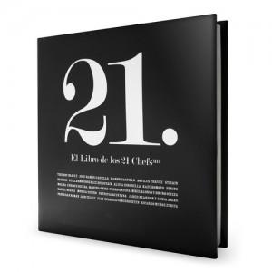 El Libro de los 21 Chefs