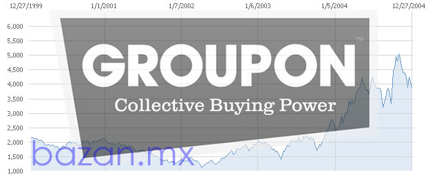 Groupon entrará a la bolsa en un IPO anticipado