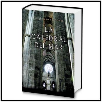 Empiezo a leer La Catedral del Mar por Ildefonso Falcones