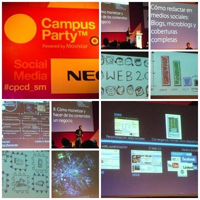 """""""Periodismo Digital exitoso en Medios Sociales"""" – por Carlos Bazán @caBazan"""