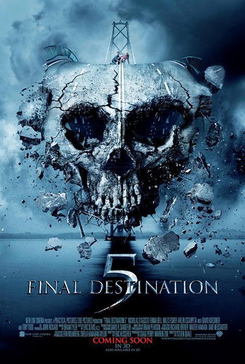Bazán Blog, Alternativo Networks y Warner Brothers te invitan a la premiere de Destino Final 5