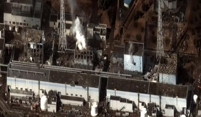Los medios de comunicación y prensa entran a Fukushima