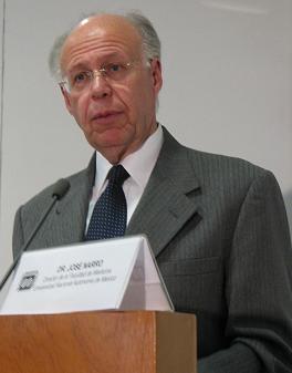José Narro Robles reelecto como rector de la UNAM