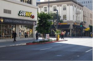 Subway Café