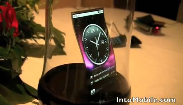 Displays flexibles AMOLED de Samsung – Casi una realidad