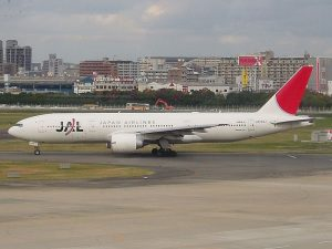 Boeing 777 de Japan Airlines / Foto: Cassiopeia_sweet