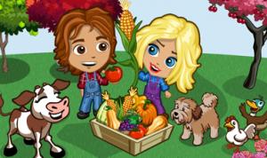 FarmVille por Zynga