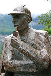 Sherlock Holmes / Foto: Juhanson (CC)