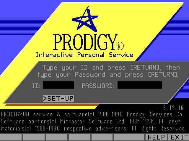 Cómo se vendía «Internet» en 1995